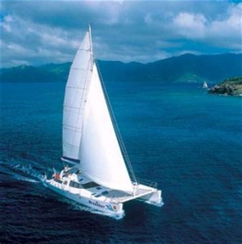 Bvi Catamaran Sailing Vacations by Bvi Crewed Catamaran Charters