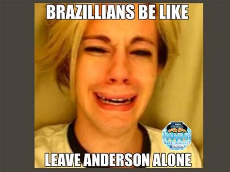Anderson Silva Meme - 27 funny anderson silva knockout memes and images total pro sports