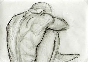 Life Drawing Male by silverbri on DeviantArt