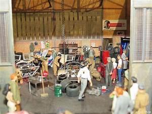 Garage Qui Reprend Les Voiture : un diorama unique sur les 24h du mans 1971 r alis par jean claude baudier ~ Medecine-chirurgie-esthetiques.com Avis de Voitures