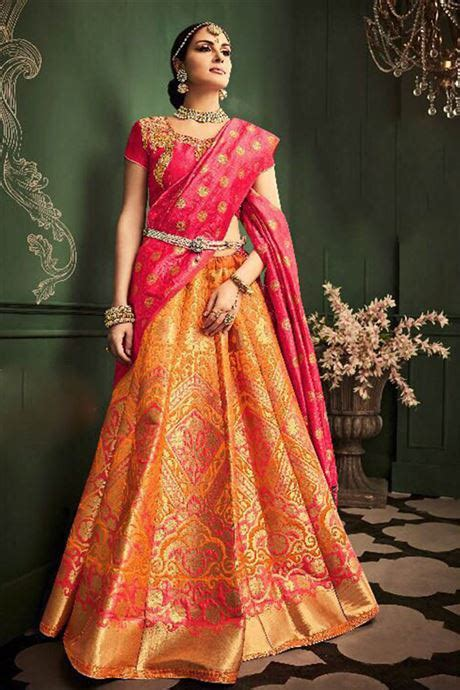 factory price banarsi silk fabric wholesale heavy