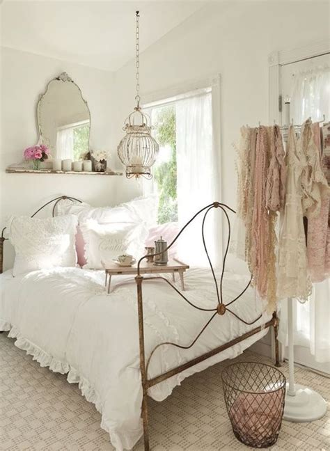 shabby chic style bedding 25 cool shabby chic bedroom design ideas interior god