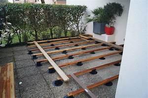 Composite Pour Terrasse : plancher de terrasse en composite mam menuiserie ~ Premium-room.com Idées de Décoration