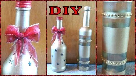 deko diy deko flaschen f 252 r weihnachten diy julebuergerfee