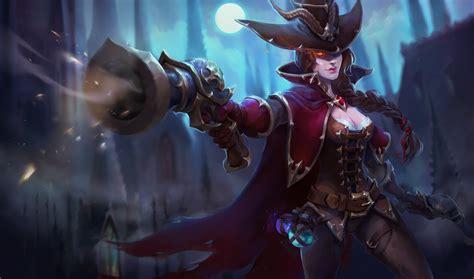 Miss Fortune  League Of Legends  сообщество фанатов
