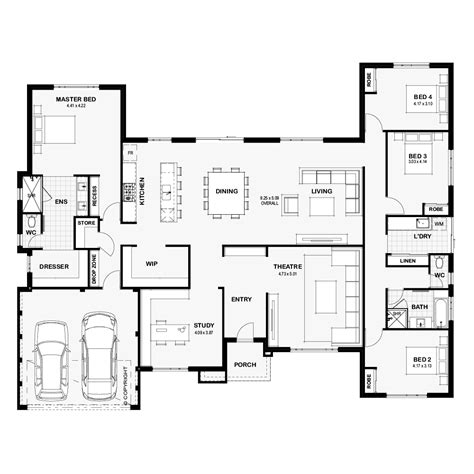 york ben trager homes home design floor plans family house plans bedroom house plans