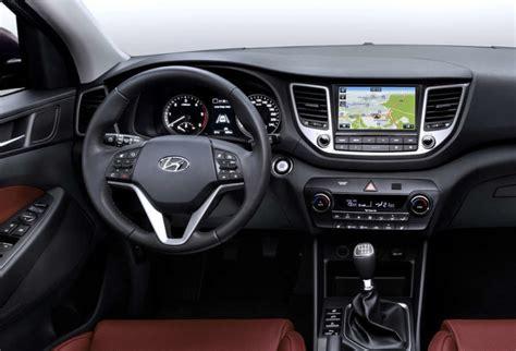 Hyundai Ix35 Interni Addio Ix35 Largo Spazio Alla Nuova Suv Hyundai Tucson 2016