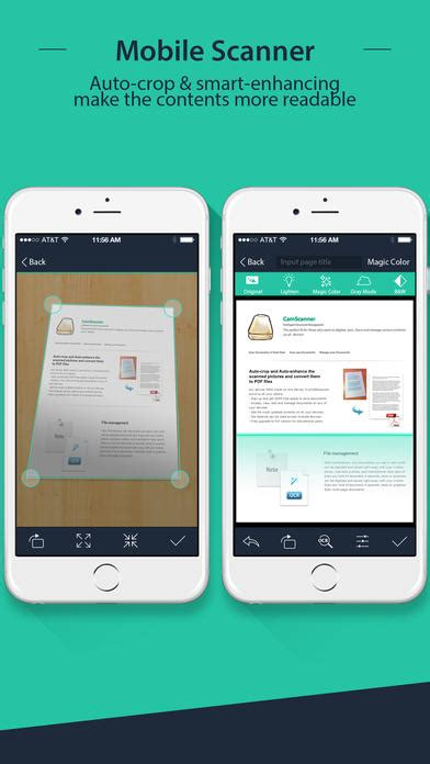 camscanner document scanner   creator  ios