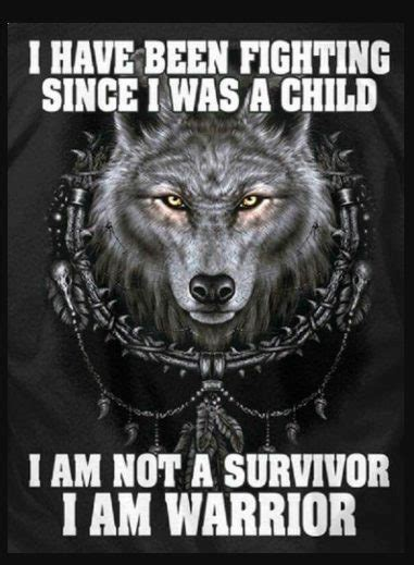 Alpha Female Wolf Quotes