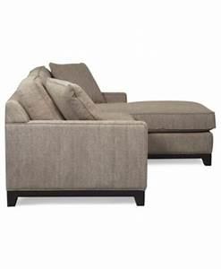 clarke fabric 2 piece sectional sofa furniture macy39s With clarke fabric 2 piece sectional sofa