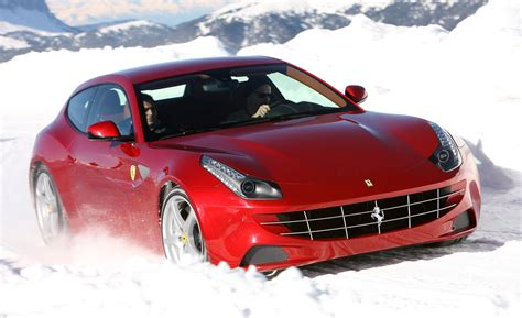 World Of Cars Ferrari Ff