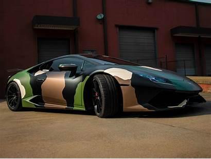 Lamborghini Camo Huracan Wrapped Wallpapers 4k Desktop