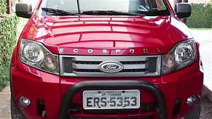V U00eddeo Ford Ecosport Xlt Freestyle 1 6 Flex