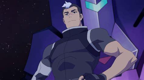 voltron   shiro return  quickly den  geek