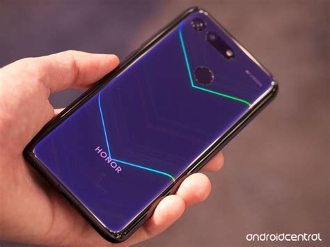 honor view  review hole   android central