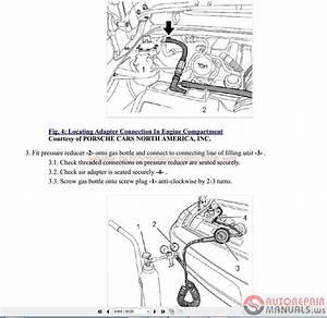 Porsche Workshop Manual 997 2009 To 2012