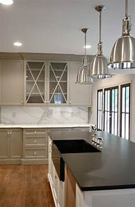 gray kitchen cabinet paint colors transitional kitchen With kitchen colors with white cabinets with black and white horse canvas wall art