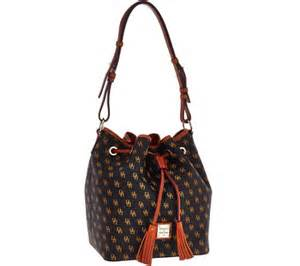 Dooney and Bourke Drawstring Bag Kendall