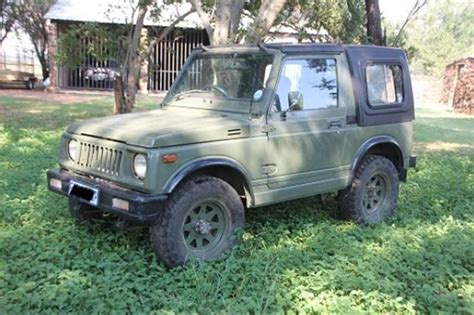 Suzuki Jeep For Sale by 1984 Suzuki Sj410 4x4 Jeep Cars For Sale In Gauteng R 62
