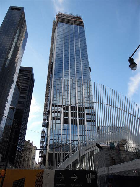 Photos Capture Three World Trade Centers Progression