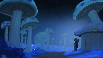 Terraria Steam Mushroom Mushrooms Glowing Trading Artwork