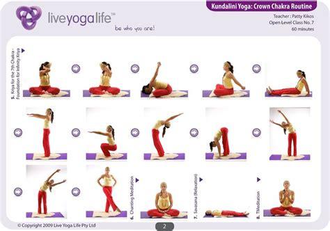 Kundalini Yoga Exercises  Kundalini Yoga Chakra Program