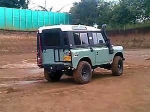 4x4 Santana : land rover santana 4x4 off road youtube ~ Gottalentnigeria.com Avis de Voitures