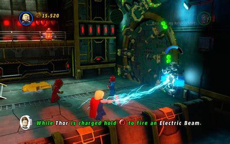 Lego Marvel Superheroes That Sinking Feeling Blitzwinger by That Sinking Feeling Opis Przejścia Lego Marvel