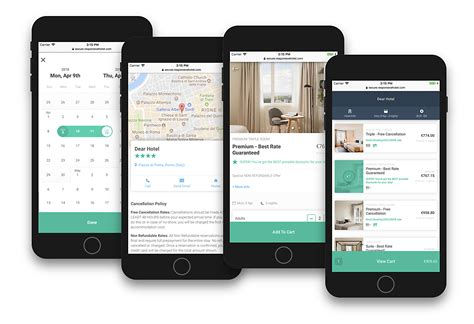 il mondo mobile bookassist presenta il miglior booking engine mobile al