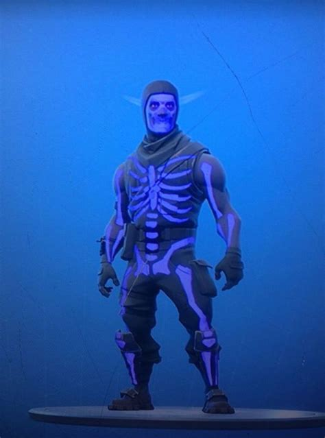 nog ops purple skull trooper ginger gunner  yuletide