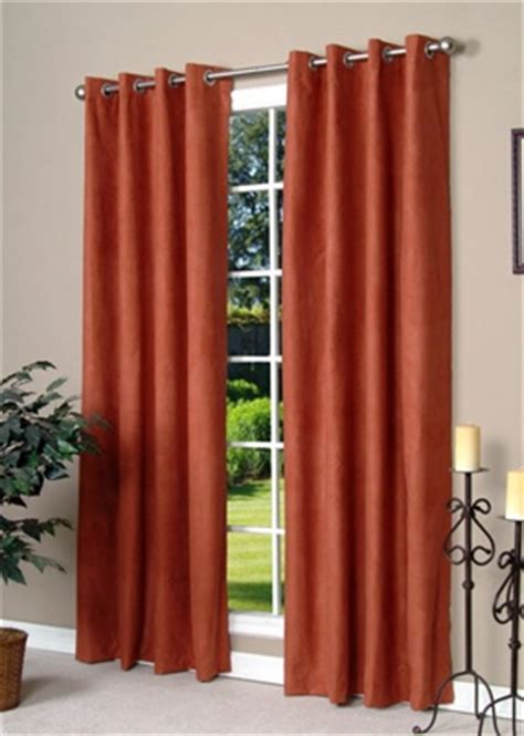 media grommet top soft draping blackout curtains save