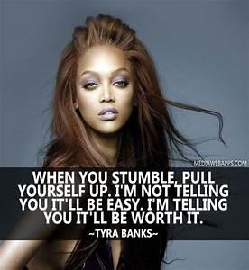 98 best images ... Tyra Fashion Quotes