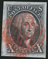George Washington 2 Cent Stamp Value