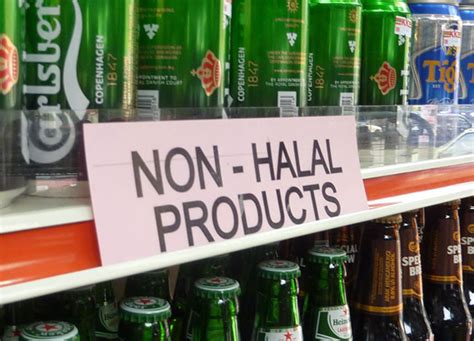 Alcohol Non-Halal | Live Less Ordinary: The Contemporary ...
