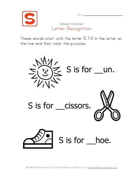 letter  recognition worksheet  images alphabet