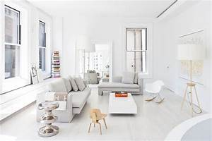 30, White, Living, Rooms, That, Exude, Purity, And, Peace