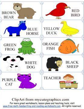preschool activities brown bear activity