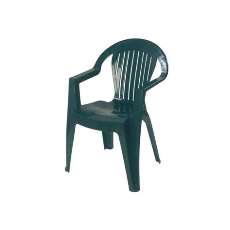 chaise de jardin plastique emejing salon de jardin en plastique vert photos amazing