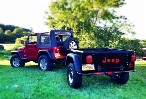 jeep trailer build 30 best how to build a jeep trailer images on pinterest