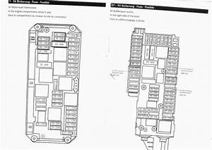 Mercede Benz 2010 E550 Fuse Box Diagram