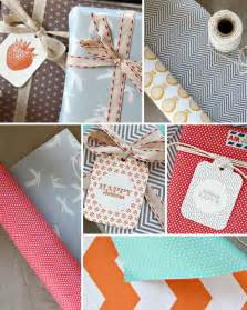 holiday gift wrap inspiration part 1