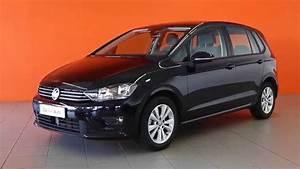 Volkswagen Golf Sportsvan Confortline : volkswagen golf sportsvan 1 6 tdi 110 fap bluemotion technology confortline noir intense metal ~ Medecine-chirurgie-esthetiques.com Avis de Voitures