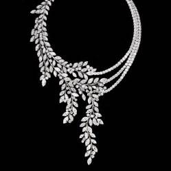 white gold diamond necklace g37le400 piaget luxury