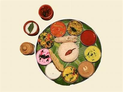 Thali Kerala India Malayali Delhi