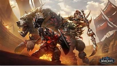 Pantalla Fondo Warcraft Battle Azeroth Fondos Haz