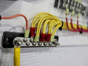 Marine Fuse Box Wiring by Why Use A Blue Sea Systems Marine Fuse Block Discount