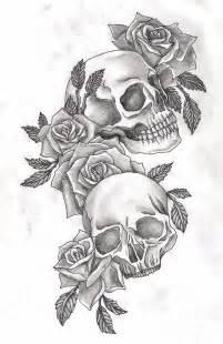 sugar skull  flowers tattoo recherche google skull pinterest sugar skulls tattoo