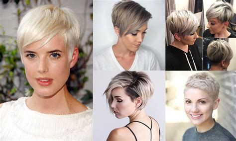hottest pixie haircuts  classic  edgy pixie