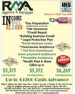 Tax Services  Credit Repair  Legal Protection Plan  Life Insurance  Real Estate