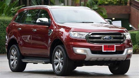 ford everest review  drive carsguide
